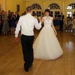 Irina James Wedding Dance